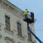Čištění fasády Olomouc