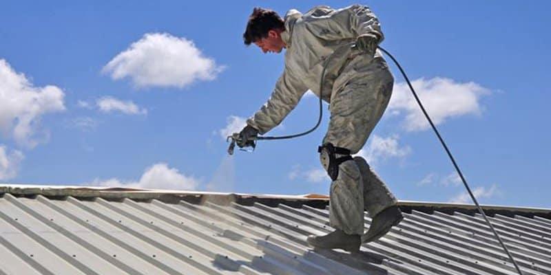 Čištění a nátěry střech