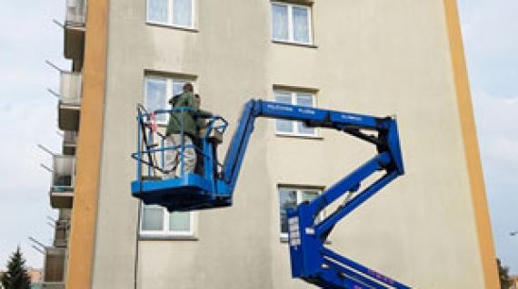 stupkova - Výškové práce Morava